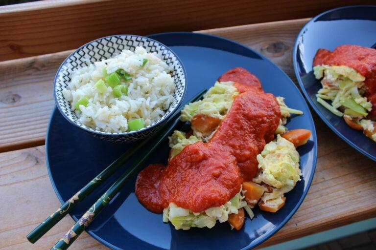 Recepten met rijst